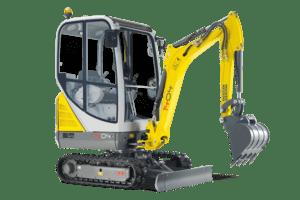 Wacker Neuson 1404 Mini Excavator