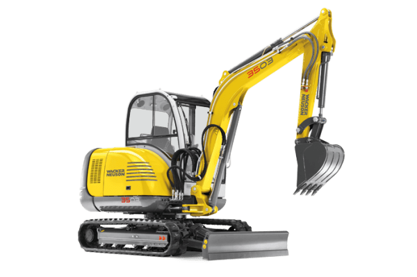 Wacker Neuson 3503 Mini-Excavator