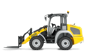Wacker Neuson 550 Wheel Loader
