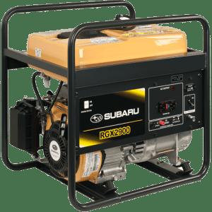 Generator Subaru Robin RGX2900W