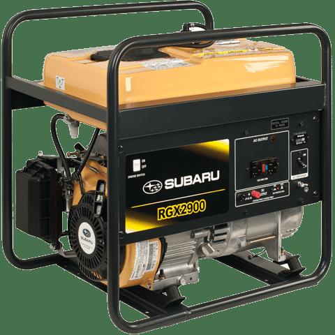 Subaru Robin RGX2900W Generators