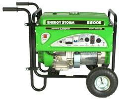 Generator Lifan ES5500e