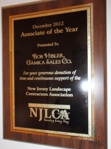 Gamka Named NJLCA Associate of the Year