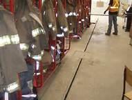 U-drain firehouse