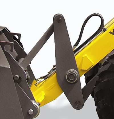 Wacker Neuson 280 Wheel Loader Z-Linkage