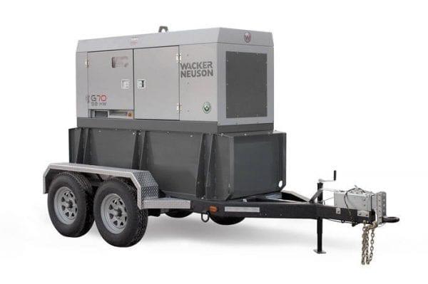 Wacker Neuson G70 Generator