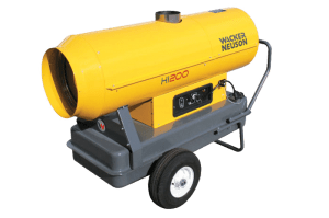 Wacker Neuson Indirect Fired HI-200 Heater