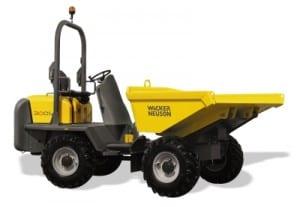 Wacker Neuson 3001 dumper