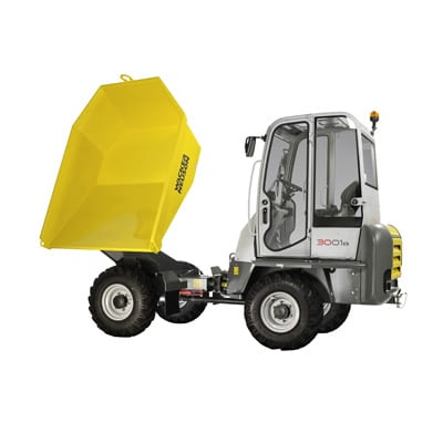 Wacker Neuson 3001 Dumper with Cab