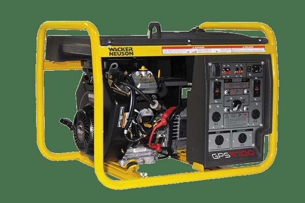 Wacker Neuson GPS9700 Portable Generator
