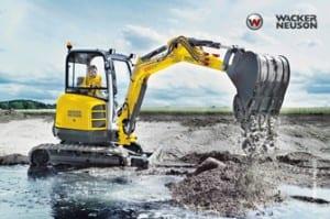 Wacker Neuson Action 28z3 Mini-Excavator