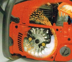 Husqvarna-Chainsaw-airinjection