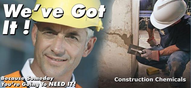 Concrete Repair Materials and Sealers