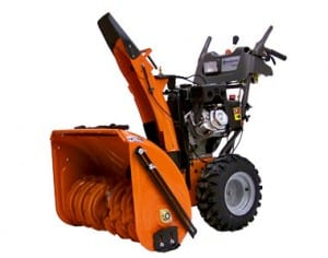 "Husqvarna 1830EXL Two Stage 30"" Snow Thrower"
