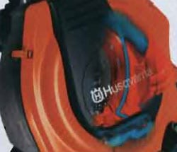 Husqvarna Blowers Air Injection
