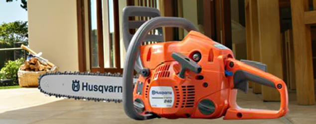 Husqvarna Chainsaws for Home Owners