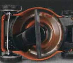 Husqvarna Lawnmower Corrosion