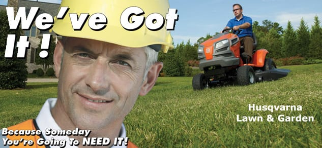 Husqvarna Riding Lawn Mowers and Tractors