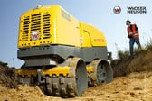 Wacker Neuson RT-82 Trench Roller